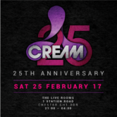 Cream 25th Anniversary Tour