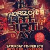 Horizon 14th Birthday