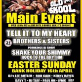 The Main Event – Easter