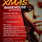 Pulse Promotions Xmas Warehouse All Nighter