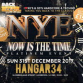 Back 2 Your Roots – Now is the Time NYE 2017