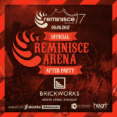 Reminisce Festival Afterparty Brickworks Liverpool