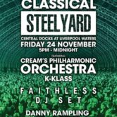 Cream Classics Steel Yard Liverpool 2017