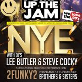 Pump up the Jam NYE