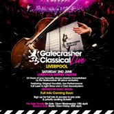 Gatecrasher Classical Liverpool Empire