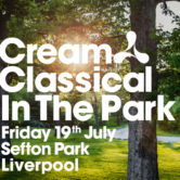 Cream Classical in the park Liverpool
