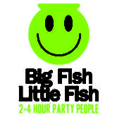 Big Fish Little Fish events Family Rave Liverpool
