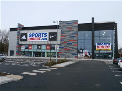 Sports direct fitness Aintree