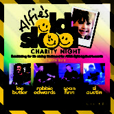 Alfie's old skool charity event