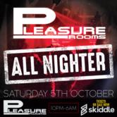 Pleasure Rooms all Nighter 2019