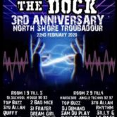 Back to the Dock 3rd Anniversary