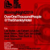 Big Luv Boxing night 2019