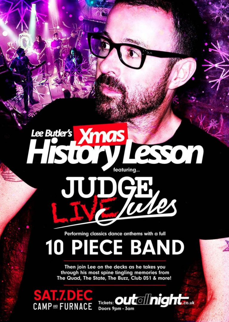 Lee butlers Xmas history lesson