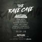 Anton Powers Presents…The Rave Cave