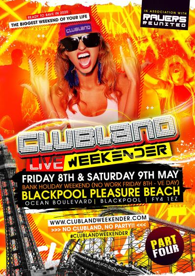 clubland live weekender 2020