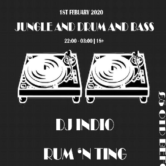 Dutty Buziness 001 – Old Skool Jungle and Drum and Bass Liverpool tickets
