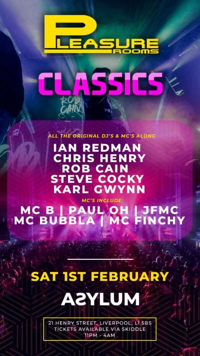 pleasure rooms classics